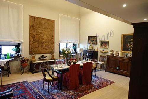Esclusivo appartamento di 255 mq. ultimo piano