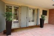 Bell'ufficio con ampio giardino e garage zona Borgochiesanuova