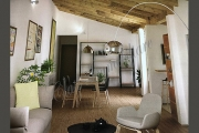 Esclusivo appartamento all'ultimo piano di 130 mq. con garage
