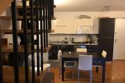 Grazioso bilocale su due livelli con garage zona Anconetta