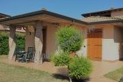 Recente maisonette con 3 letto ed ampio giardino a Cerese