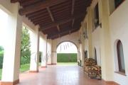 Incantevole barchessa storica a San Giorgio di Mantova