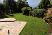 Splendida proprietà con ampio parco a Castelbelforte